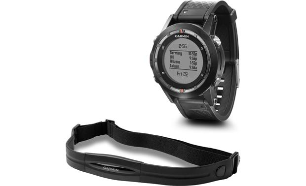 Garmin fenix Performer Bundle Front