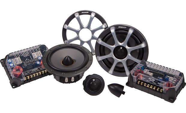 Kicker 09RS65.2 Front