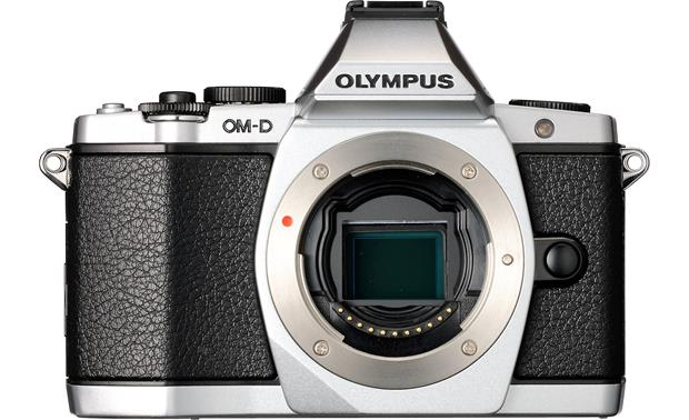 Olympus OM-D E-M5 (no lens included) Front