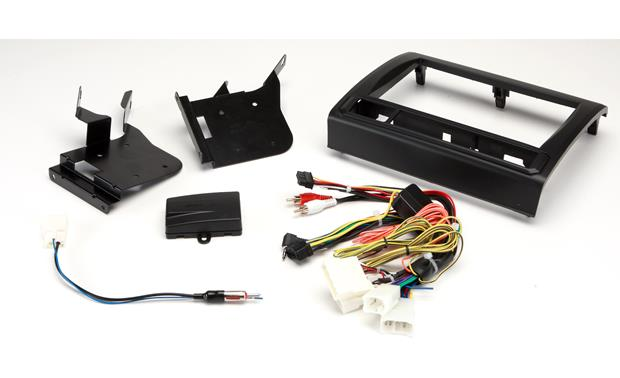 Alpine KTX-TCM8 Restyle Dash and Wiring Kit Kit and wiring package