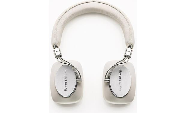 Bowers & Wilkins P5 Earpads folded flat for storage
