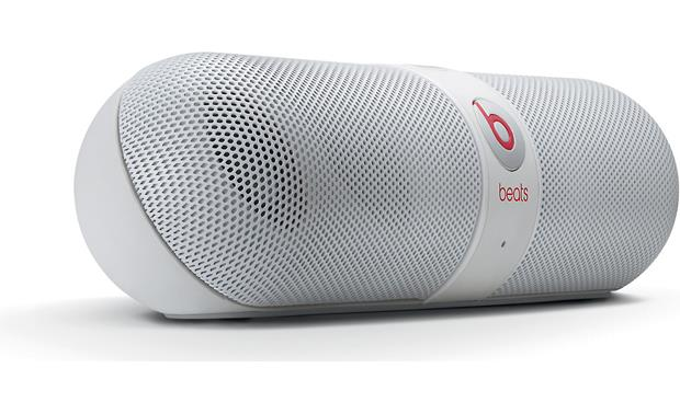 Beats by Dr. Dre™ Pill White - left front view