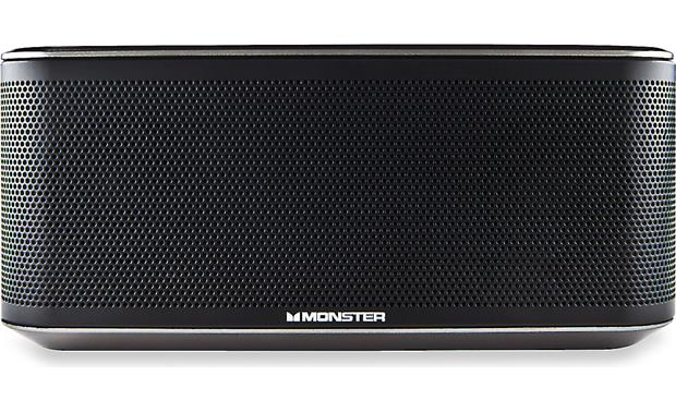 Monster® ClarityHD Micro™ Black - front