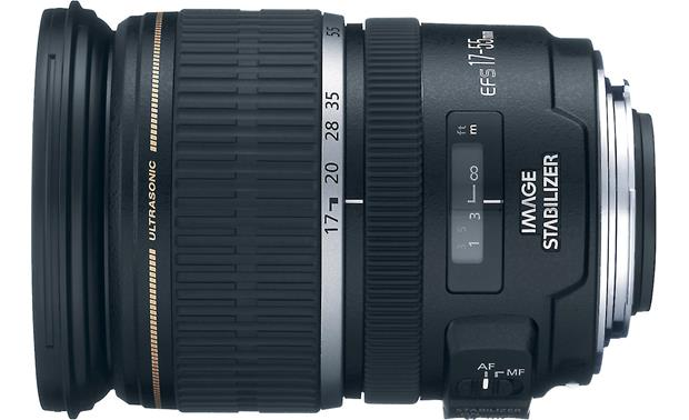 Canon EF-S 17-55mm f/2.8 IS USM Front