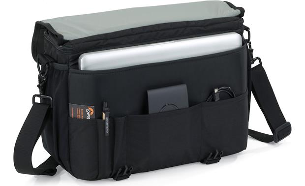Lowepro Pro Roller Attaché x50 Each bag can fit a laptop (up to 14