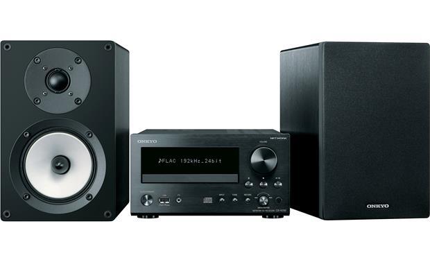 onkyo cs n755 am fm cd mini audio system with network music rh crutchfield com  onkyo cs-n755 manual