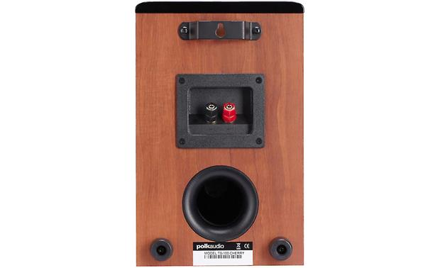 Polk Audio TSi100 Back (cherry)