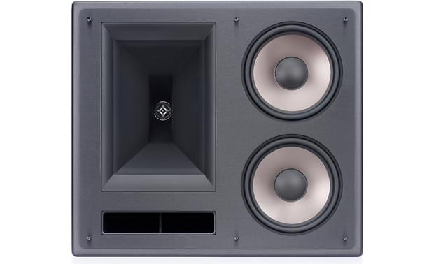 Klipsch KL-650-THX Direct front view (Left channel)