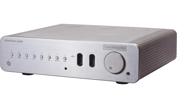 Peachtree Audio Grand Integrated X-1 Front, 3/4 view, from right