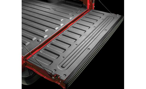WeatherTech® TechLiner™ Bed Liner Weathertech TechLiner tailgate liner (sold seperately)