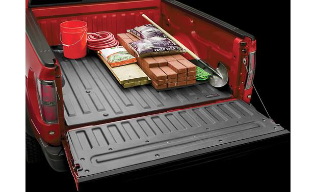 WeatherTech® TechLiner™ Bed Liner TechLiner bed liner and tailgate liner (sold separately))