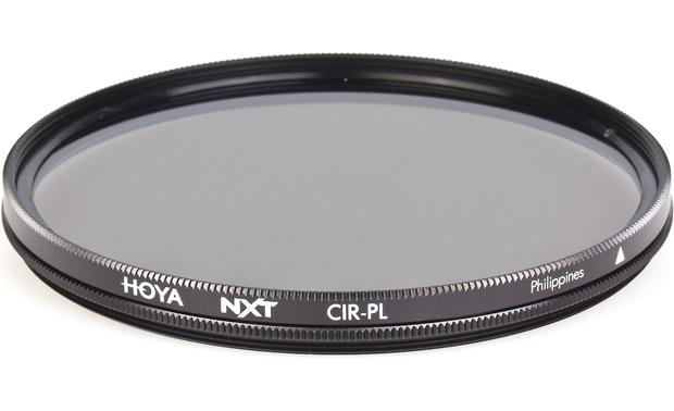 Hoya NXT Circular Polarizer Filter Front (58mm)