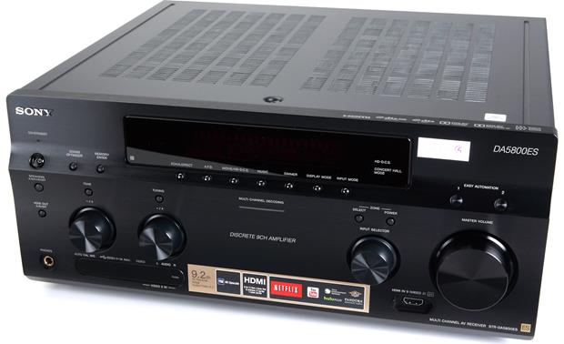 Sony STR-DA5800ES Other