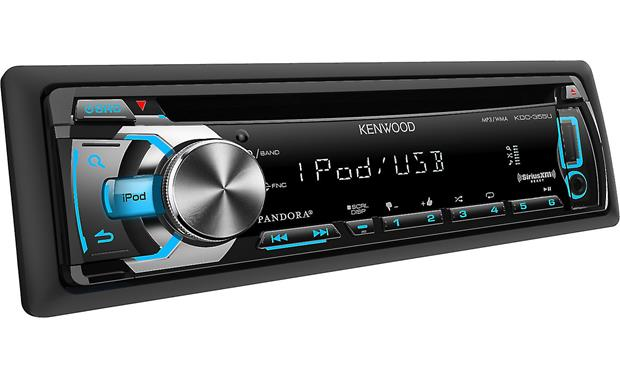 Kenwood KDC-355U Variable-color illumination
