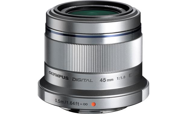 Olympus 45mm f/1.8 Front