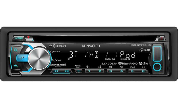 Kenwood KDC-BT755HD Front