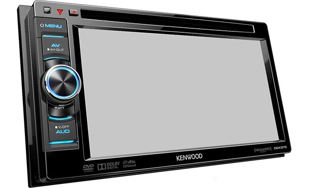 Wondrous Kenwood Ddx370 Dvd Receiver At Crutchfield Com Wiring Cloud Hisonuggs Outletorg