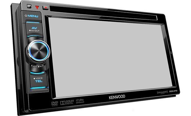 Kenwood DDX470