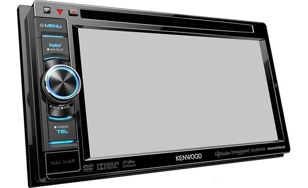 Kenwood DNX570HD Other
