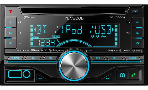 Kenwood dpx500bt cd receiver at crutchfield kenwood dpx500bt front display asfbconference2016 Gallery