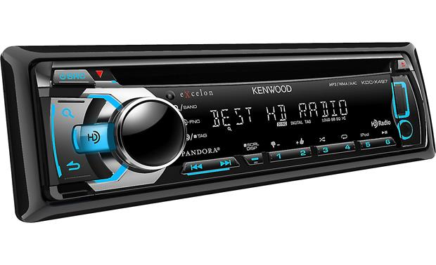 Kenwood Excelon KDC-X497 Other