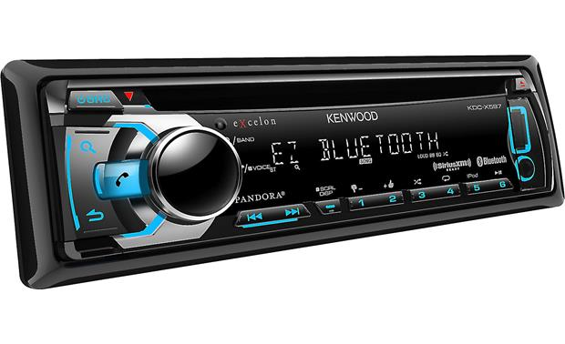 Kenwood Excelon KDC-X597 Other