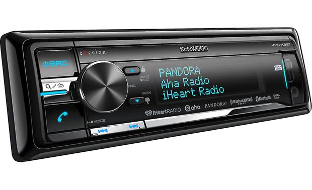 Kenwood Excelon KDC-X897 Other