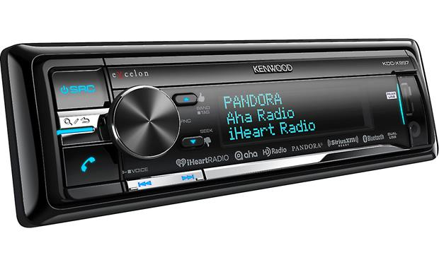 Kenwood Excelon KDC-X997 Other