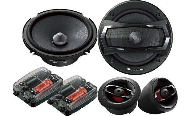 Pioneer TS-A1605C Front