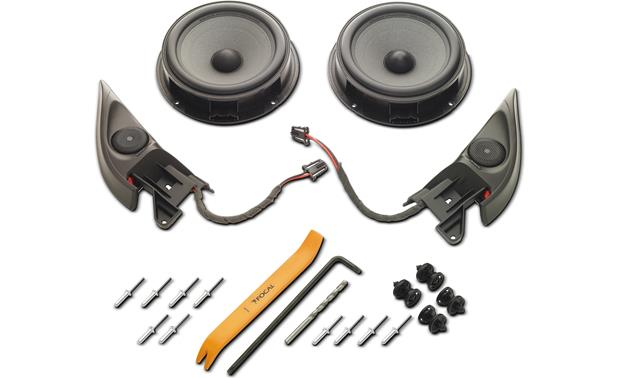 Focal Integration IFVW Golf 6 Front