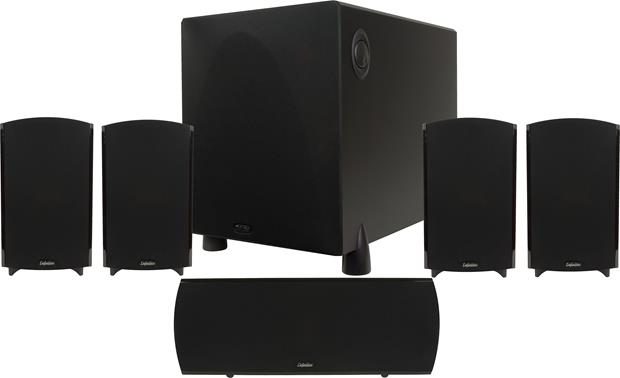 Definitive Technology ProCinema 1000/2000 ProCinema 1000/2000 home theater speaker system