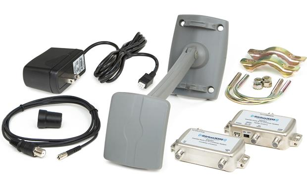 SiriusXM Home Antenna and Signal Distribution Kit Front