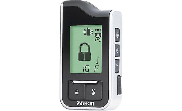 python 574 responder sst car security remote start system with lcd 2 rh crutchfield com Python PDF Guide Python Tutorial