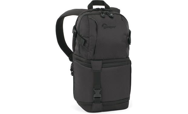 Lowepro DSLR Video Fastpack 150 AW Front, 3/4 view