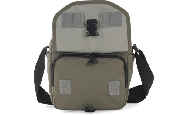 Lowepro Event Messenger 100 front flap open