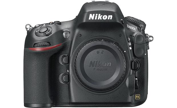 Nikon D800E (no lens included) Front