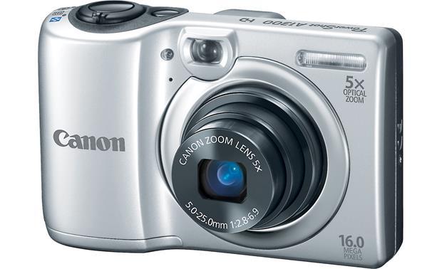 canon powershot a1300 silver 16 megapixel digital camera with 5x rh crutchfield com canon powershot a1300 manual pdf canon powershot a1400 manual pdf