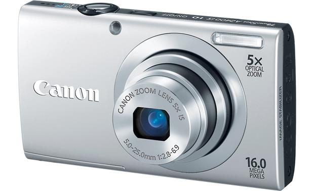 Canon PowerShot A2400 IS Front