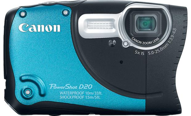 Canon PowerShot D20 Other