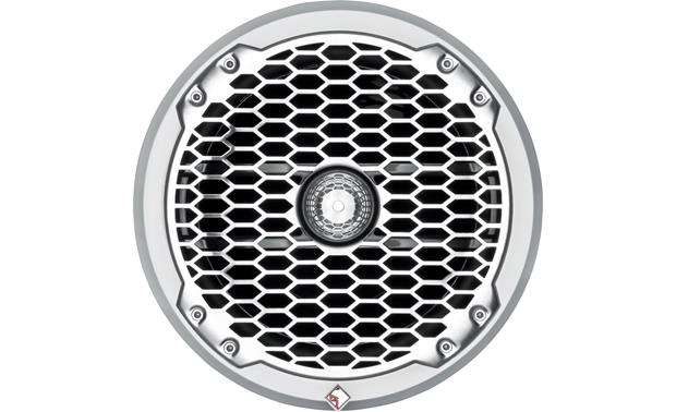 Rockford Fosgate M282 Stainless steel grille and mounting hardware