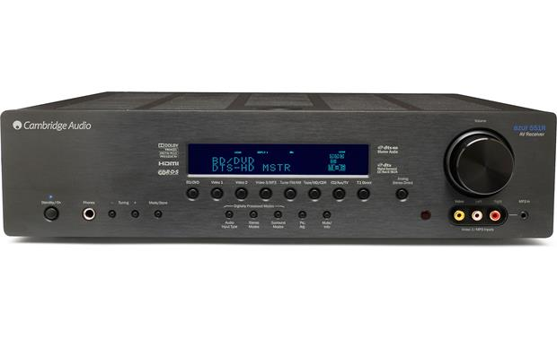 Cambridge Audio Azur 551R Front