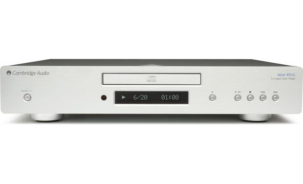 Cambridge Audio Azur 651C Silver