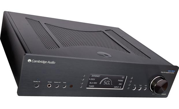 Cambridge Audio Azur 851A Higher angle