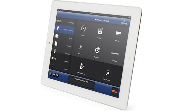Cambridge Audio Sonata NP30 iPad® app (iPad not included)