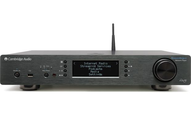 Cambridge Audio Stream Magic 6 Black