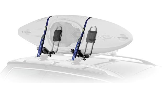 Thule 834 Hull-a-Port Kayak Rack Front