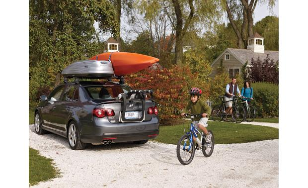 Thule 834 Hull-a-Port Kayak Rack Other