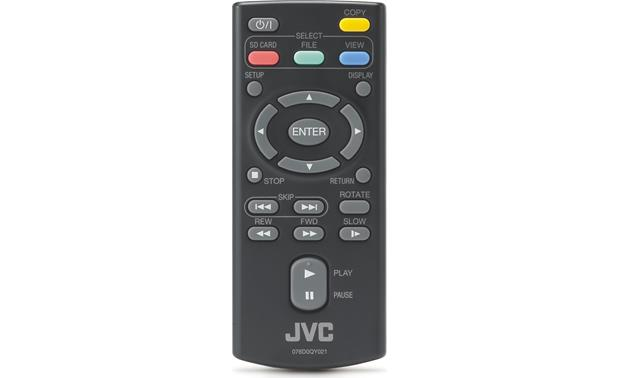 JVC CU-VS100US Remote