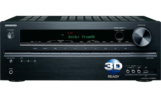 Onkyo TX-NR414 Front