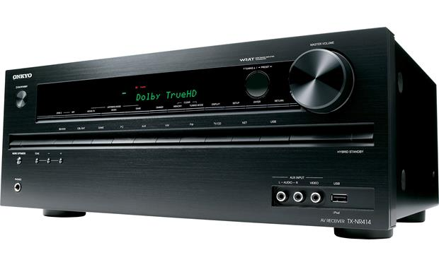 Onkyo TX-NR414 Other